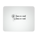 See A Wish Mousepad