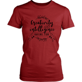 Creativity is Intelligence TShirt