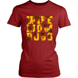 Wife Mom Boss TShirt