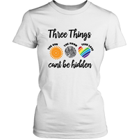 True Love Can't Be Hidden TShirt