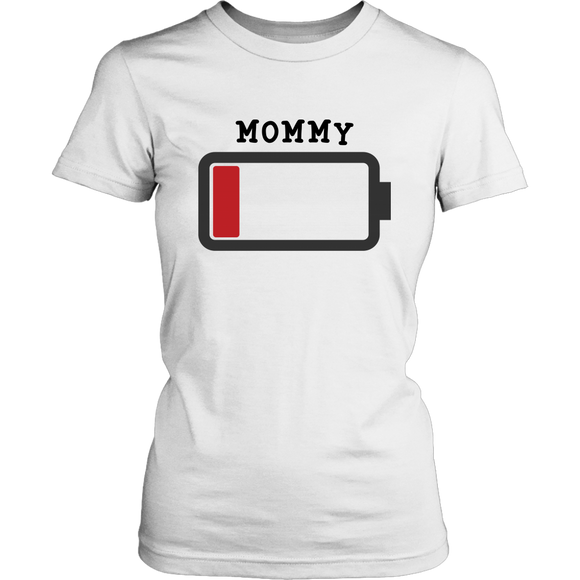 Mommy Battery TShirt