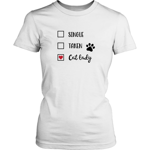 Cat Lady TShirt