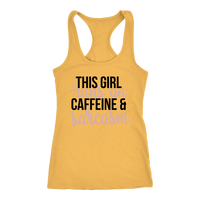Runs on Caffeine & Sarcasm Tank