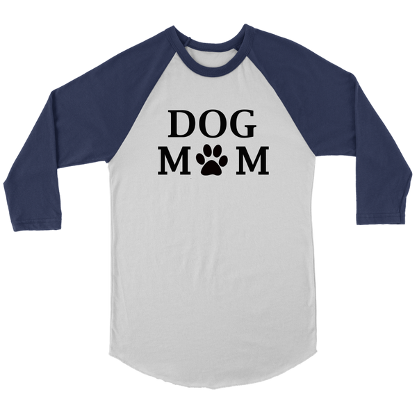 Dog Mom Raglan