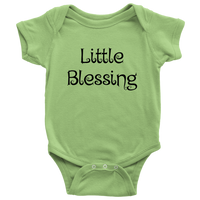 Little Blessing Onsie