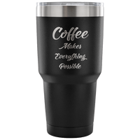 Coffee Possibilities Tumbler