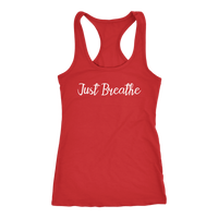 Just Breathe Tank