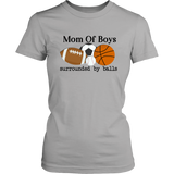 Mom of Boys TShirt