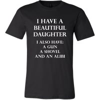 Beautiful Daughter T-Shirt