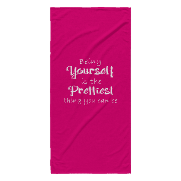 Pretty Self Towel