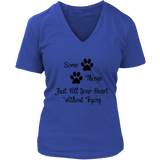 Pets Fill Your Heart VNeck