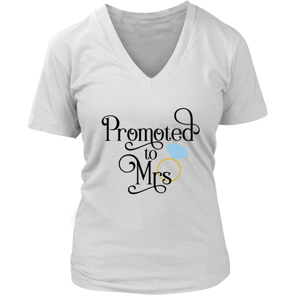 Promoted to Mrs