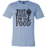 Here For The Food TShirt