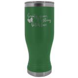 Beauty Grace Resting B Face Tumbler