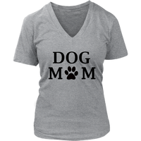 Dog Mom VNeck