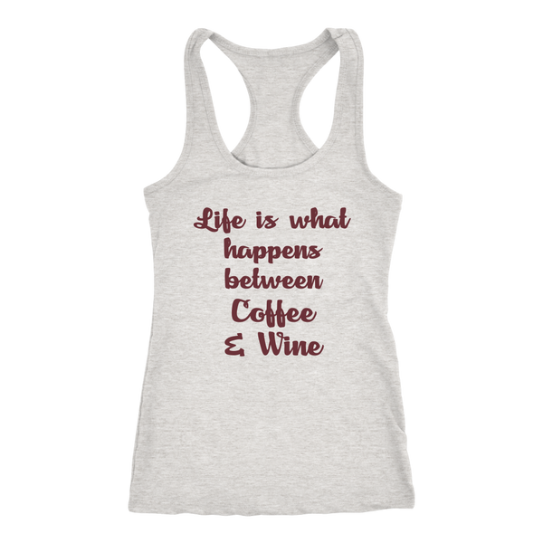 Between Coffee & Wine Tank