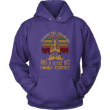 I'm Mostly Peace Hoodie