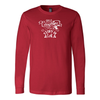 The Story of Christmas Long Sleeve