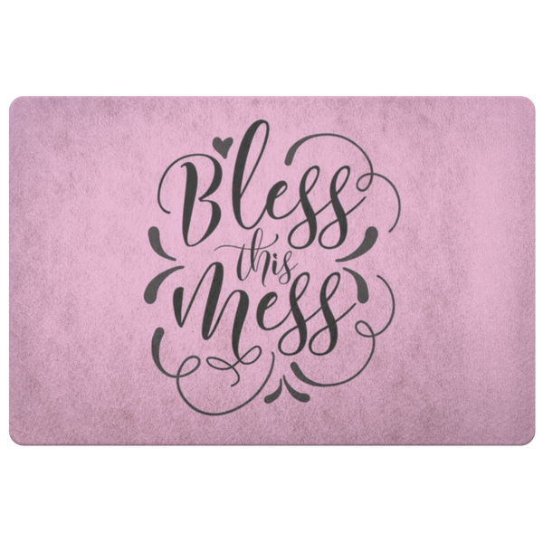 Bless This Mess Doormat