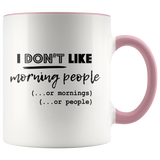 Don't Like Morning People