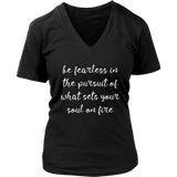 Be Fearless VNeck