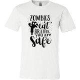 Zombies Eat Brains TShirt