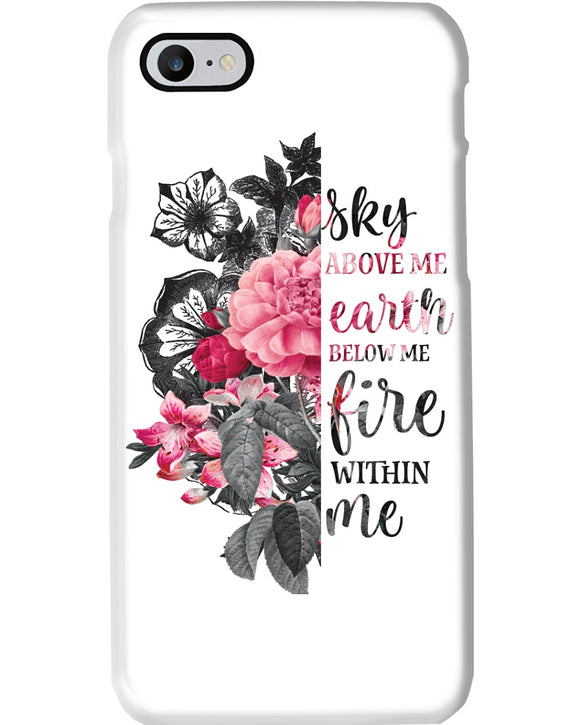 Sky Above Me Phone Case