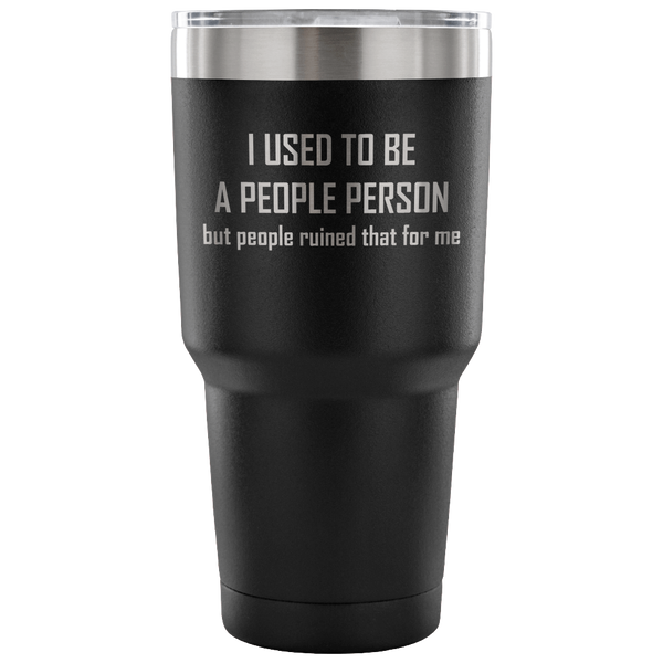 People Person Tumbler