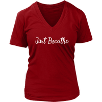 Just Breathe VNeck