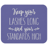 Long Lashes High Standards