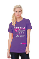 DREAM CHASERS WEAR SNEAKERS UNISEX JERSEY TEE