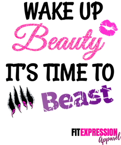 BEAUTY TO BEAST FAVOURITE TEE