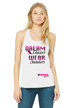 DREAM CHASERS JERSEY RACERBACK TANK