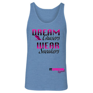 DREAM CHASERS UNISEX JERSEY TANK