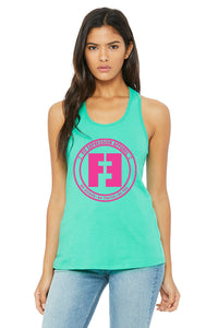 FIT EXPRESSION JERSEY RACERBACK TANK