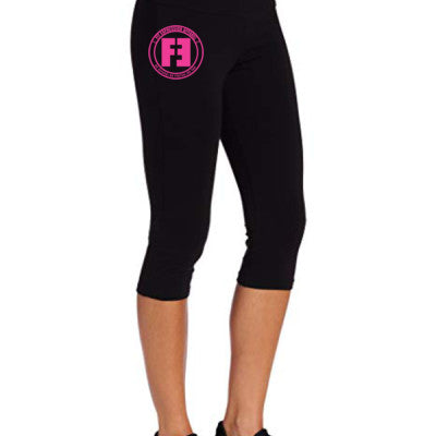 FIT EXPRESSION CAPRI LEGGINGS
