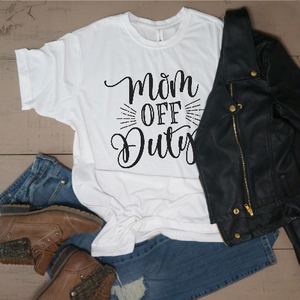 Mom Off Duty - Vintage Outcast