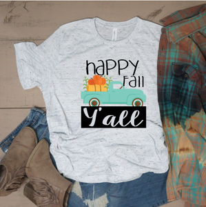 Happy Fall Y'all - Vintage Outcast
