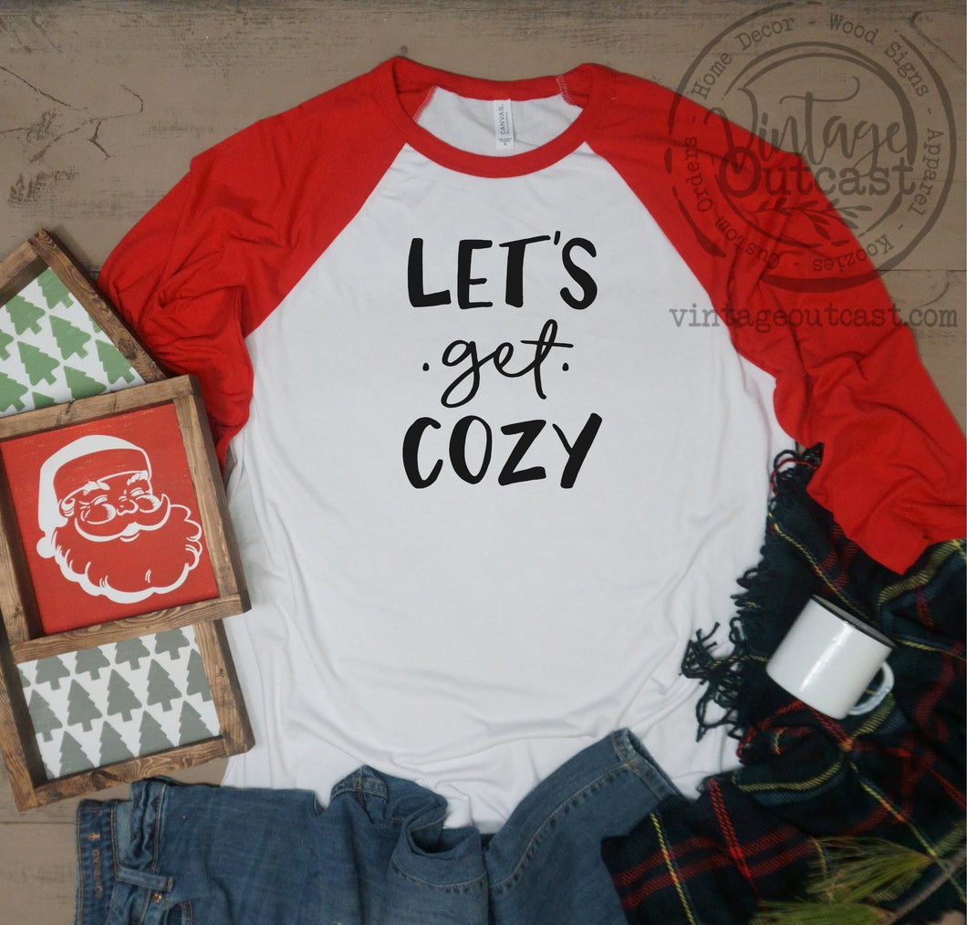 Let's Get Cozy - Vintage Outcast