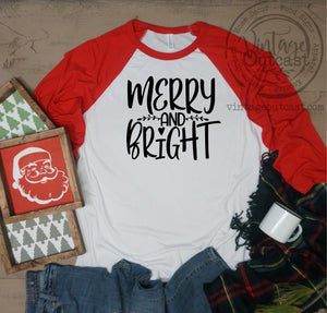 Merry & Bright - Vintage Outcast