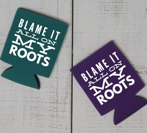 Blame It All On My Roots Can Cooler - Vintage Outcast