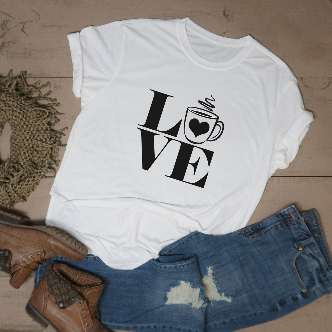 Love Coffee - Vintage Outcast