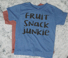 Fruit Snack Junkie - Vintage Outcast