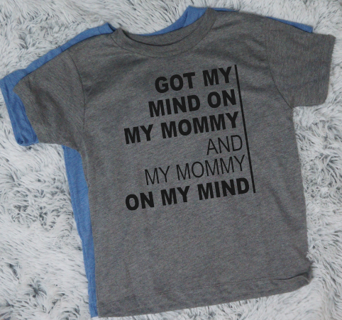 Got My Mind on My Mommy and My Mommy On My Mind - Vintage Outcast