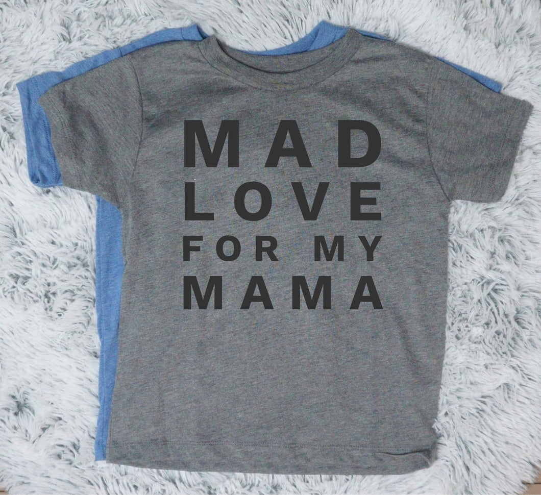 Mad Love For My Mama - Vintage Outcast