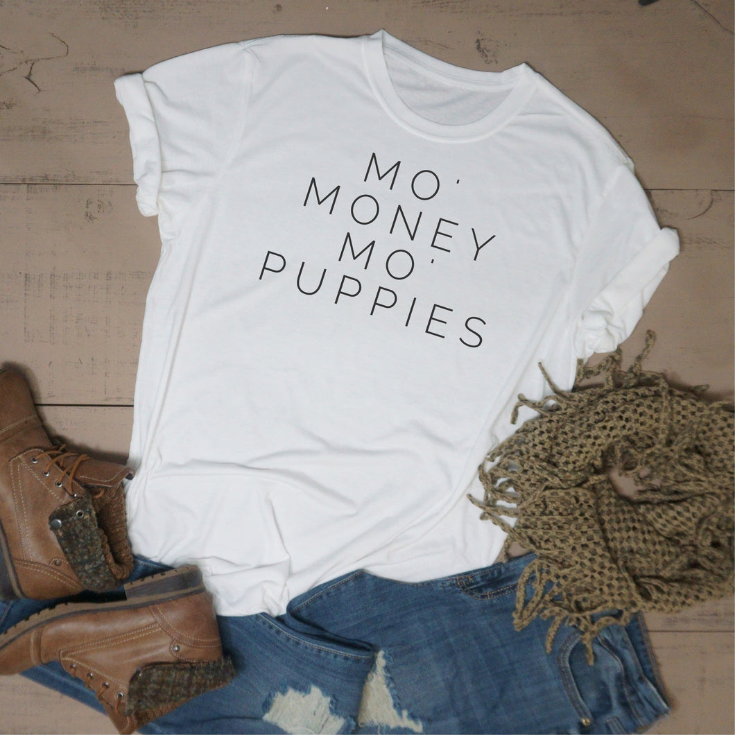Mo' Money Mo' Puppies - Vintage Outcast