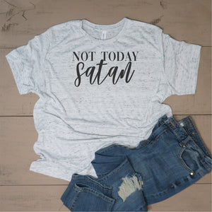 Not Today Satan - Vintage Outcast