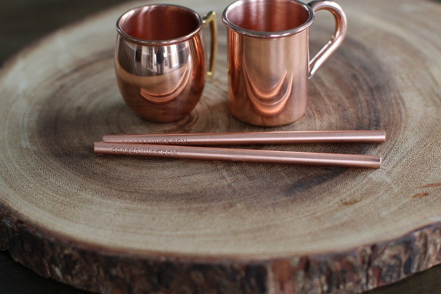 cleaning copper mugs correctly willow everett. Black Bedroom Furniture Sets. Home Design Ideas