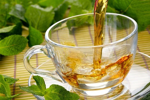 weight loss from herbal teas