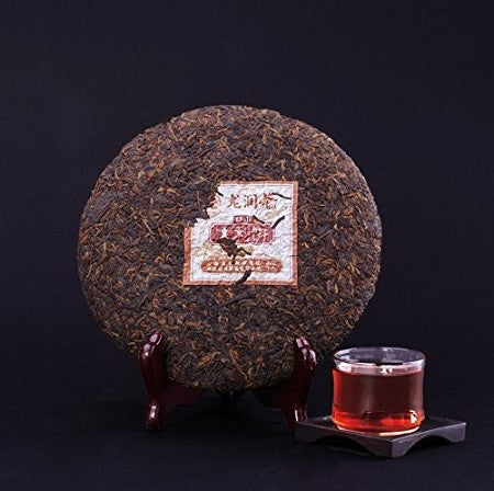 Pu-Erh Tea and Cup